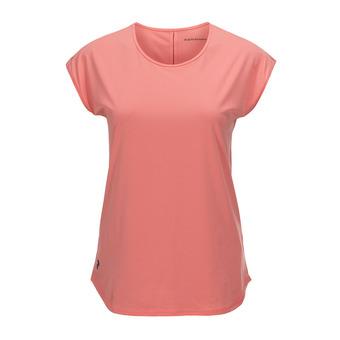 Peak Performance WEPICCAPSL - Jersey - Femme digital pink
