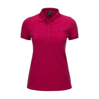 Peak Performance GOLF - Polo - Women's -  true pink