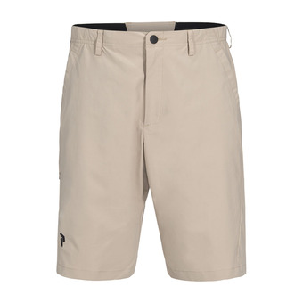 Peak Performance CIVIL - Short hombre slow beige