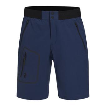 Short homme LIGTH SS thermal blue