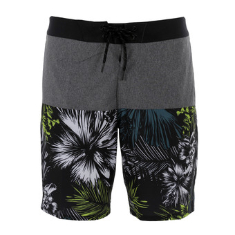 Boardshort hombre MEAT SLAB blackout