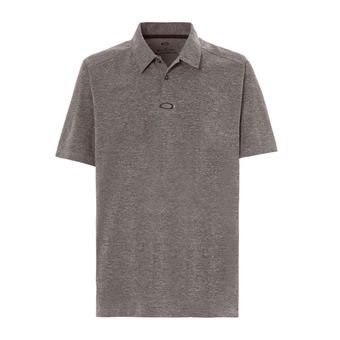 Oakley AERO ELLIPSE - Polo Homme athletic heather grey