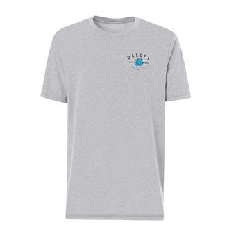 Camiseta hombre 50-TEMPLES FB athletic heather grey