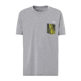 Tee-shirt MC homme 50-AERO PKT athletic heather grey