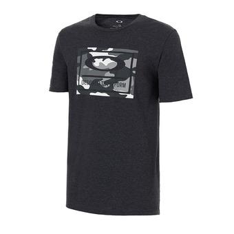 Tee-shirt MC homme 50-DTP CAMO BOX blackout lt htr