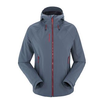 Lafuma SKIM ZIP-IN - Veste ski Homme insigna blue