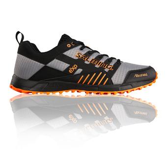 Zapatillas trail hombre TRAIL T4 negro/antracita