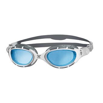 Gafas de natación PREDATOR FLEX grey/white/tint