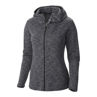 Sudadera mujer OUTERSPACED black