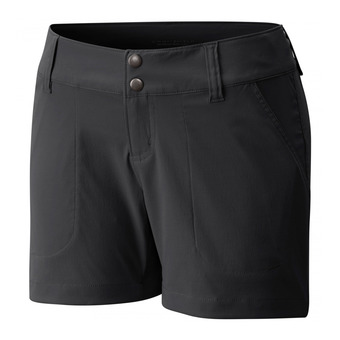 Columbia SATURDAY TRAIL II - Shorts - Women's - black