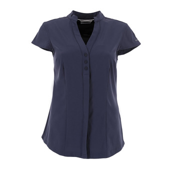 Chemise MC femme SATURDAY TRAIL nocturnal