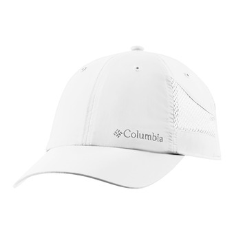 Columbia TECH SHADE - Gorra white/white