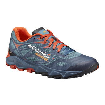 Zapatillas hombre TRANS ALPS F.K.T. II canyon blue/orange