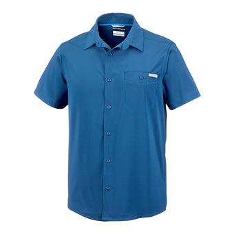 Columbia TRIPLE CANYON - Shirt - Men's - carbon