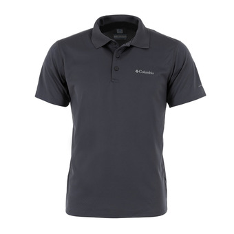 Polo MC homme ZERO RULES graphite