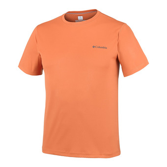Columbia ZERO RULES - Tee-shirt Homme heatwave