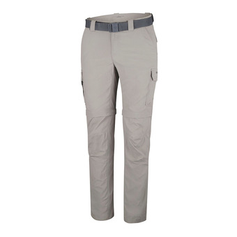 Columbia SILVER RIDGE II - Pants - Men's - tusk