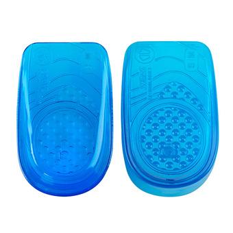 Taloneras envolventes de gel HEEL CUP blue