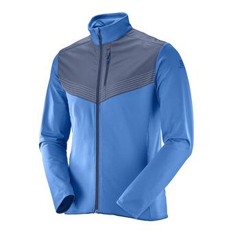 Veste homme PULSE MIR AERO blue/dress blue