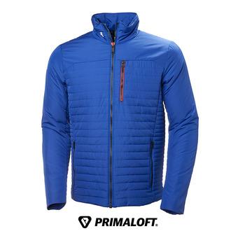Doudoune homme PrimaLoft® CREW INSULATOR olympian blue