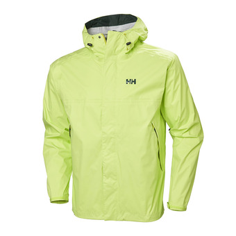 Veste à capuche homme LOKE sharp green