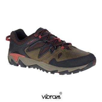 Chaussures de randonnée homme ALL OUT BLAZE 2 dark olive