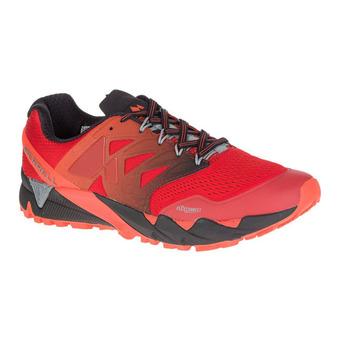 Chaussures de trail homme AGILITY PEAK FLEX 2 E-MESH spicy orange