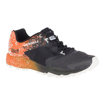 Merrell ALL OUT CRUSH TOUGH MUDDER 2 - Zapatillas de trail hombre tm orange