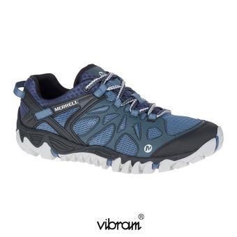 Merrell ALL OUT BLAZE AERO SPORT - Chaussures randonnée Homme slate
