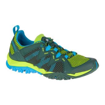 Chaussures aquatiques homme TETREX RAPID CREST lime