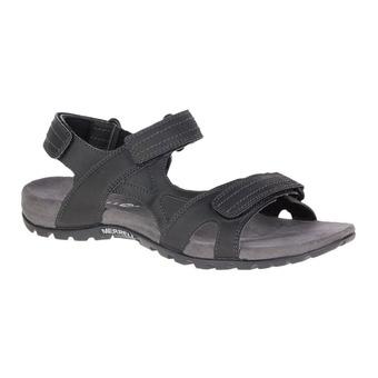 Sandals - Men's - SANSPUR RIFT STRAD black