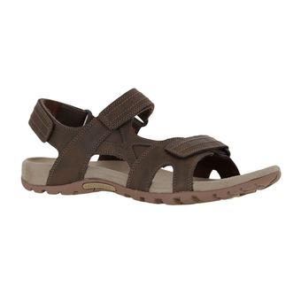 Merrell SANSPUR RIFT STRAD - Sandals - Men's - slate black