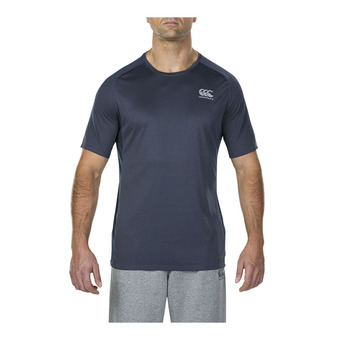 Canterbury VAPODRI+ SUPERLIGHT POLY - Camiseta hombre total eclipse marl
