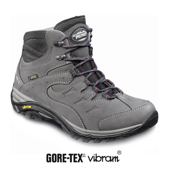 Chaussures de randonnée femme CARACAS MID GTX® anthracite/mauve