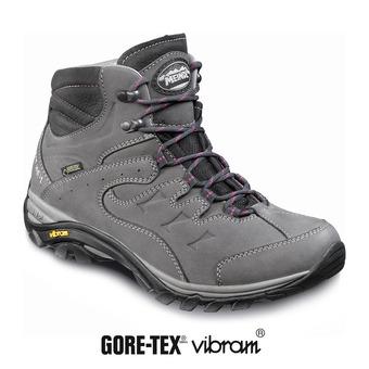 Zapatillas de senderismo mujer CARACAS MID GTX® anthracite/mauve