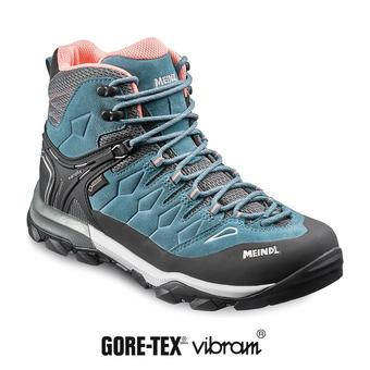 Chaussures d'approche femme TERENO MID GTX® bleu jeans/saumon