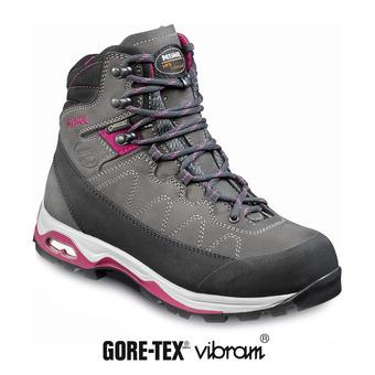 Zapatillas de senderismo mujer VAKUUM SPORT II GTX anthracite/mauve
