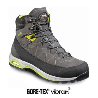 Zapatillas de senderismo hombre VAKUUM SPORT II GTX anthracite/yellow