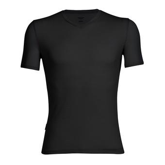 Icebreaker ANATOMICA - Camiseta hombre black