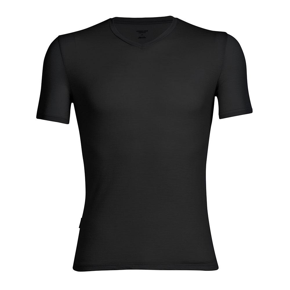 Camiseta hombre ANATOMICA black - Private Sport Shop