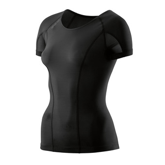 Skins DNAMIC - Camiseta mujer black/black