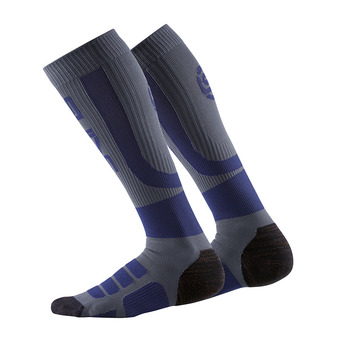 Skins ESSENTIALS ACTIVE - Calcetines mujer navy/charcoal