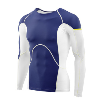Camiseta hombre DNAMIC ULTIMATE COOLING white/zephyr