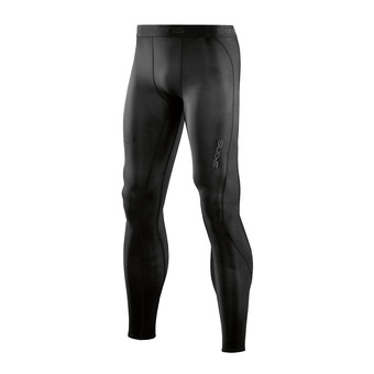 Skins DNAMIC - Mallas hombre black/black