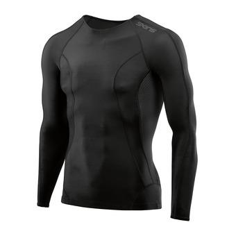 Skins DNAMIC - Camiseta hombre black/black
