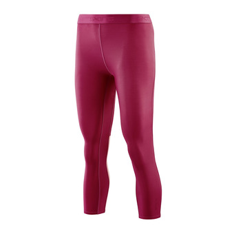 Mallas 7/8 mujer DNAMIC claret