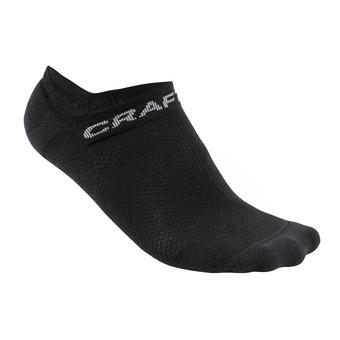 Paire de chaussettes INVISIBLES COOL noir