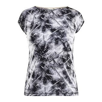 Camiseta mujer ONE BREAKAWAY pelement/negro