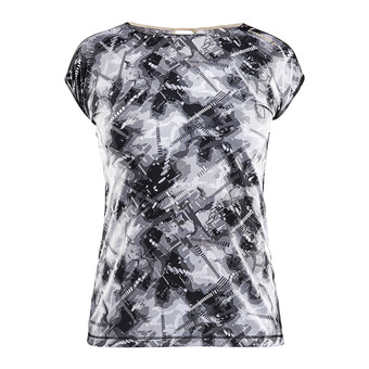Craft ONE BREAKAWAY - Camiseta mujer pelement/black