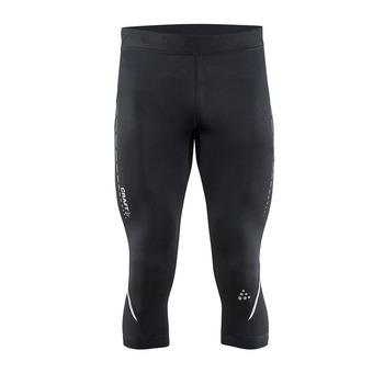 3/4 Leggings - Men's - ESSENTIAL black